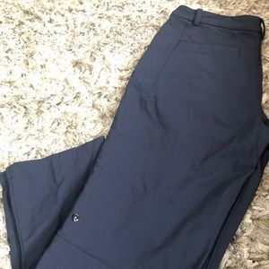 Lululemon navy pants
